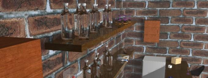 脱出ゲーム-Casual Bar-をリリースしました!